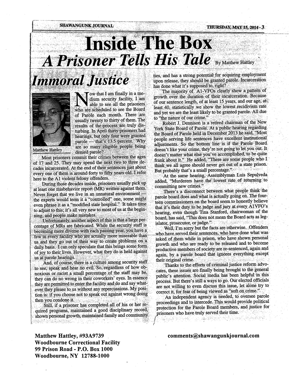 The Real Cost of Prisons Project